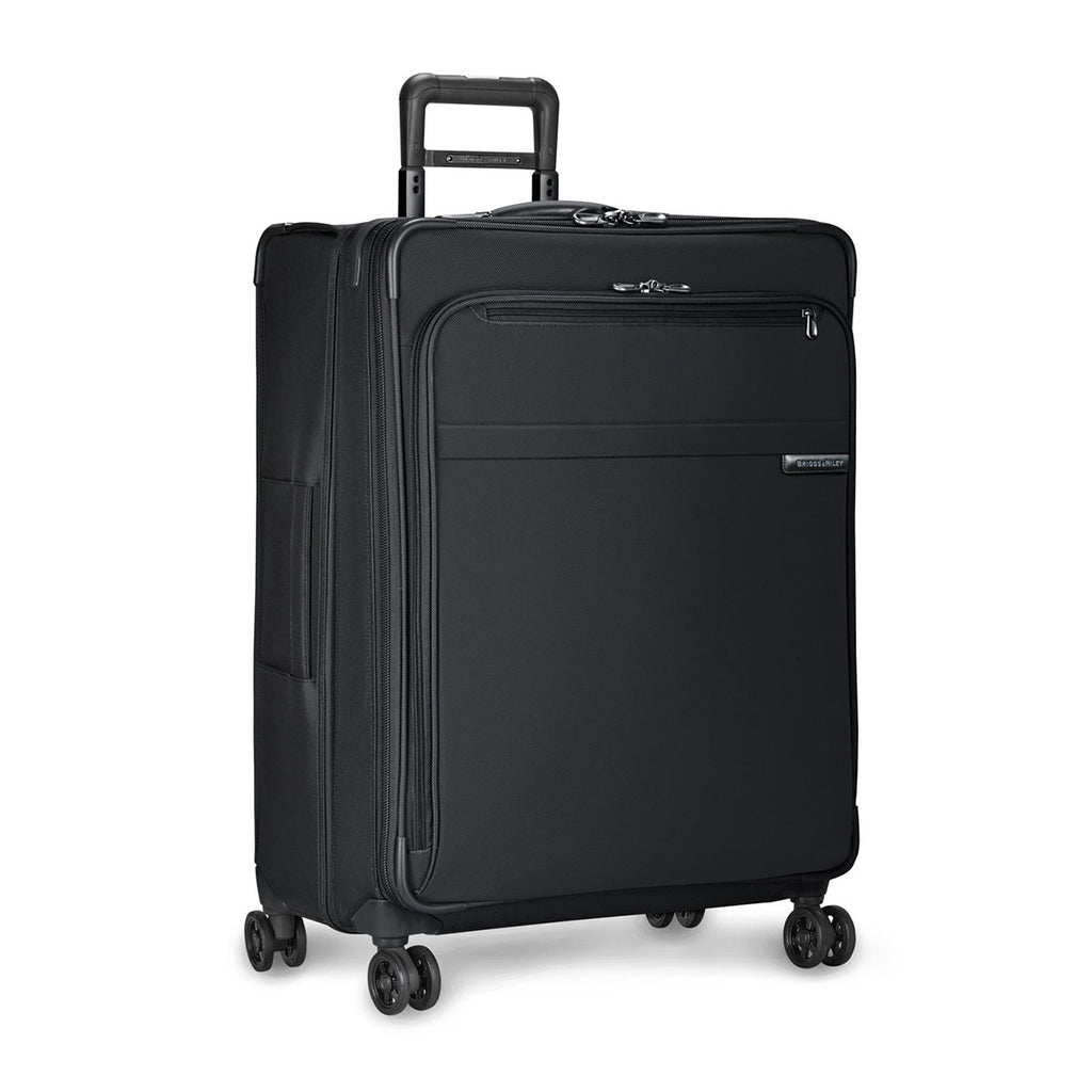 Briggs & Riley Black Baseline Large Expandable Spinner