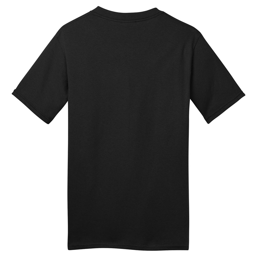 Port & Company Black Made in USA T-Shirt