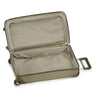 Briggs & Riley Olive Baseline Medium Upright Duffle