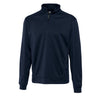 cutter-buck-navy-quarter-zip