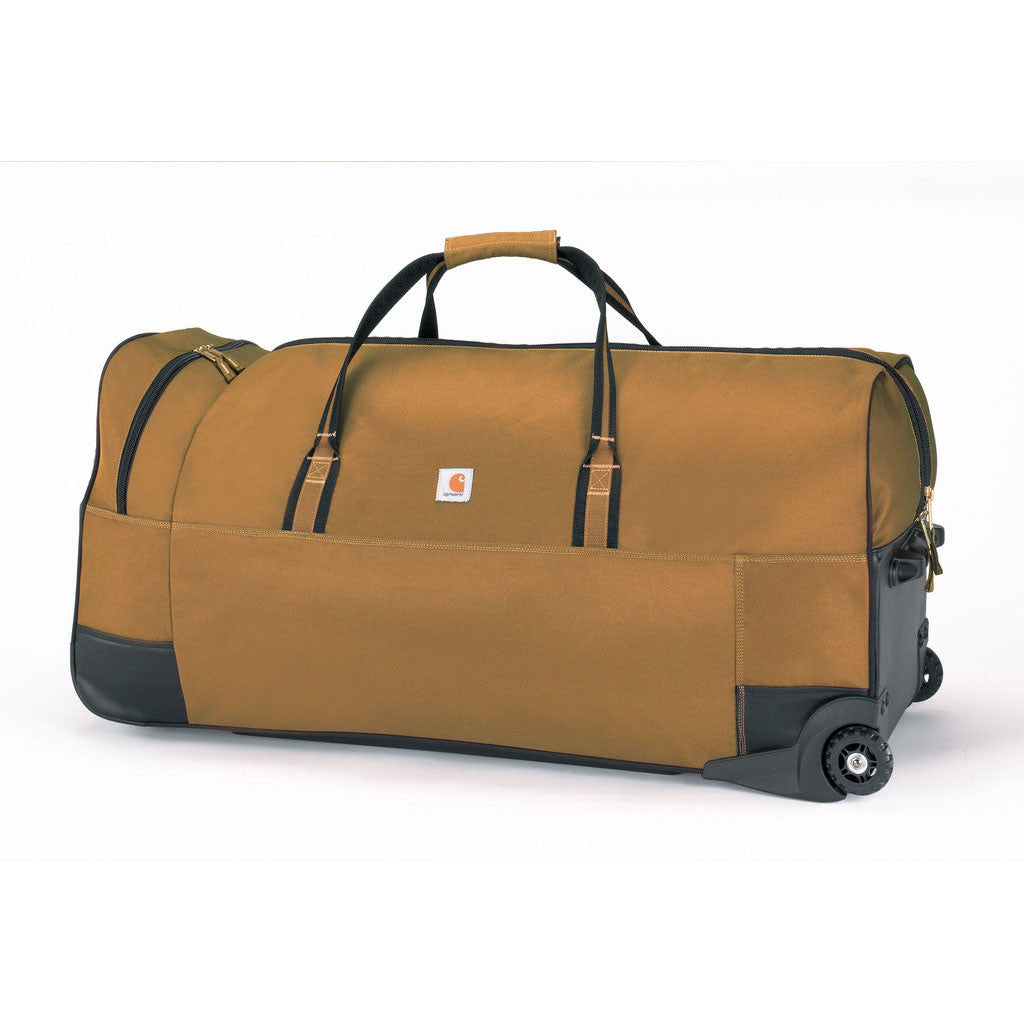 "Carhartt Legacy Heavy-Duty 36"" Wheeled Gear Bag"