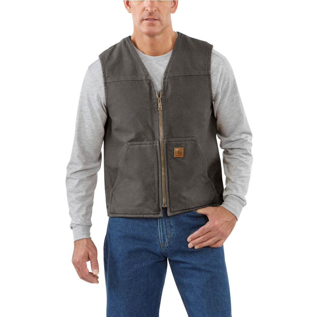 Carhartt Men's Gravel Rugged Vest
