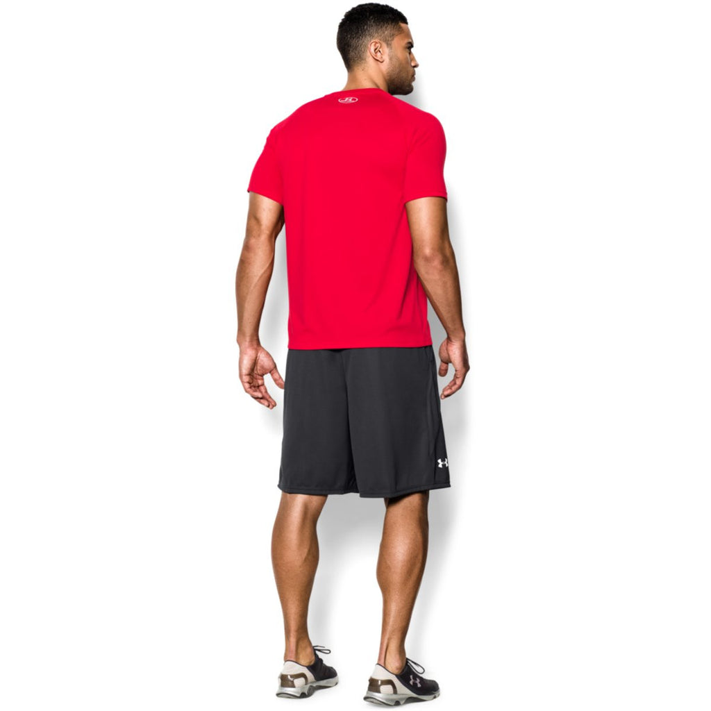 Under Armour Men's Black Team Coaches Shorts