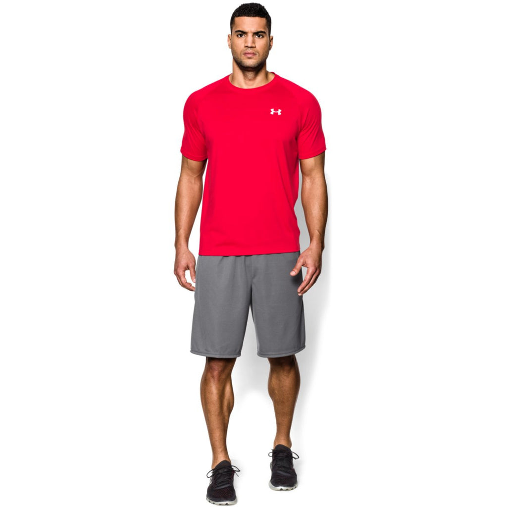 Under Armour Men's Graphite Team Coaches Shorts