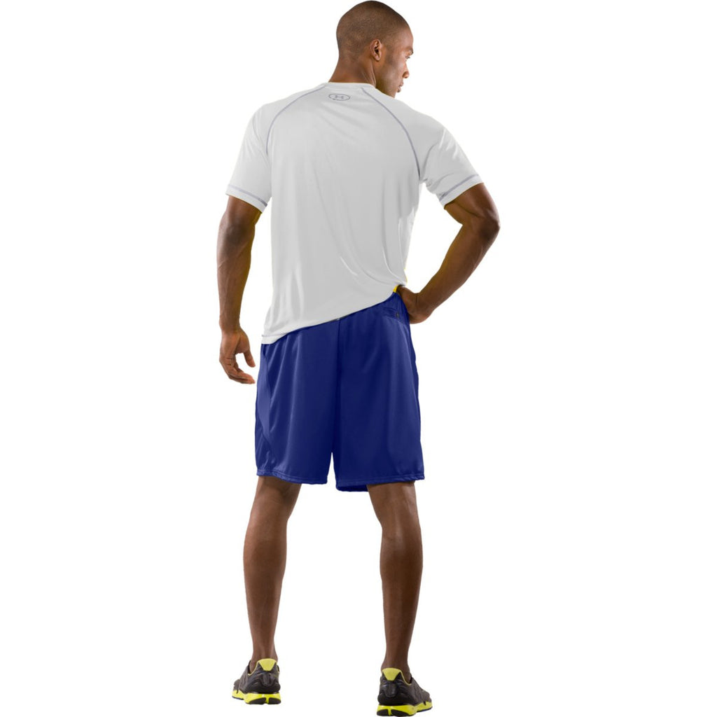 Under Armour Men's Royal Team Coaches Shorts