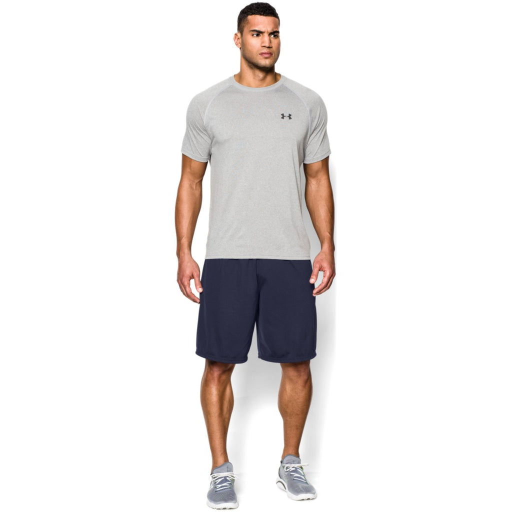 Under Armour Men's Navy Team Coaches Shorts