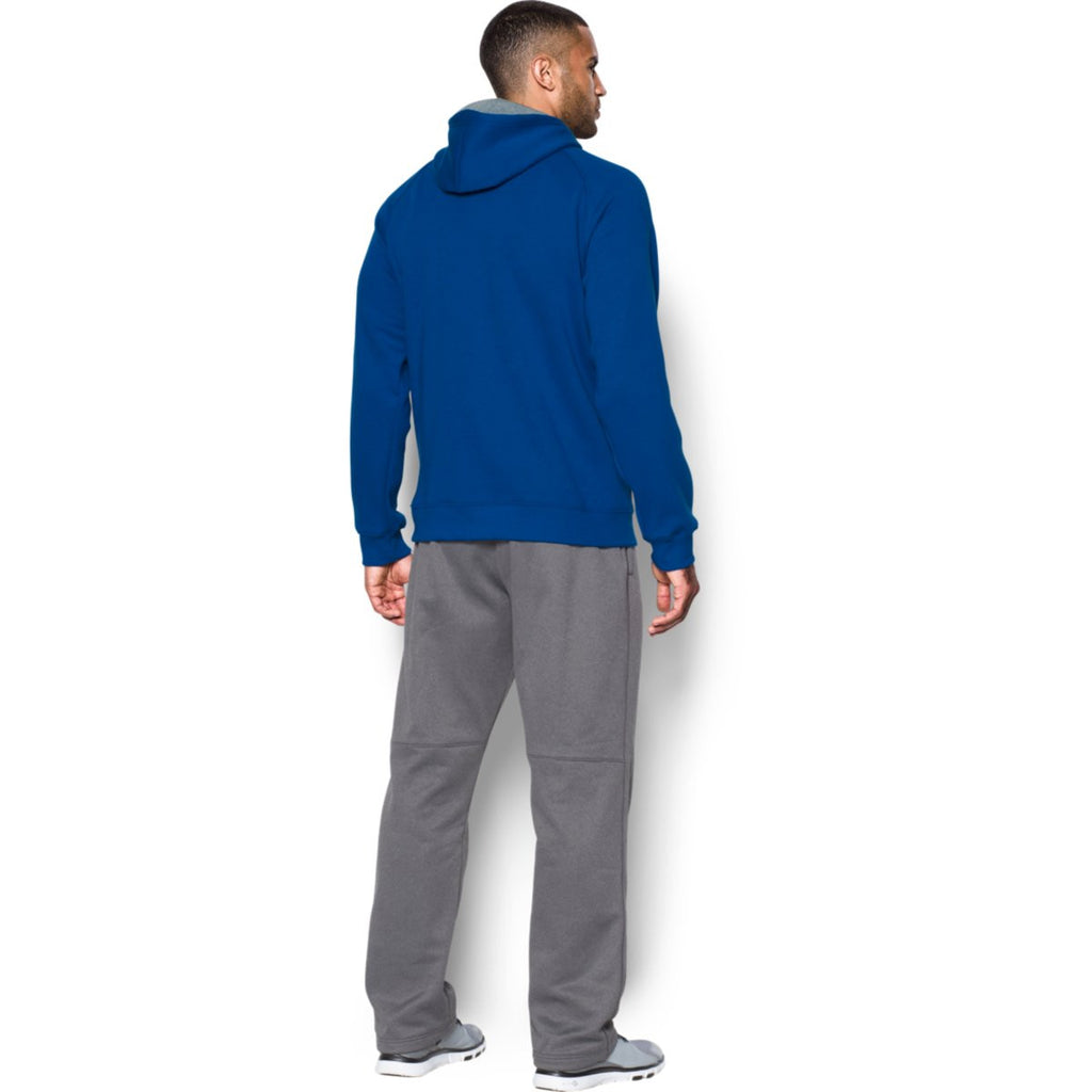 Under Armour Men's Royal Rival Fleece Hoodie