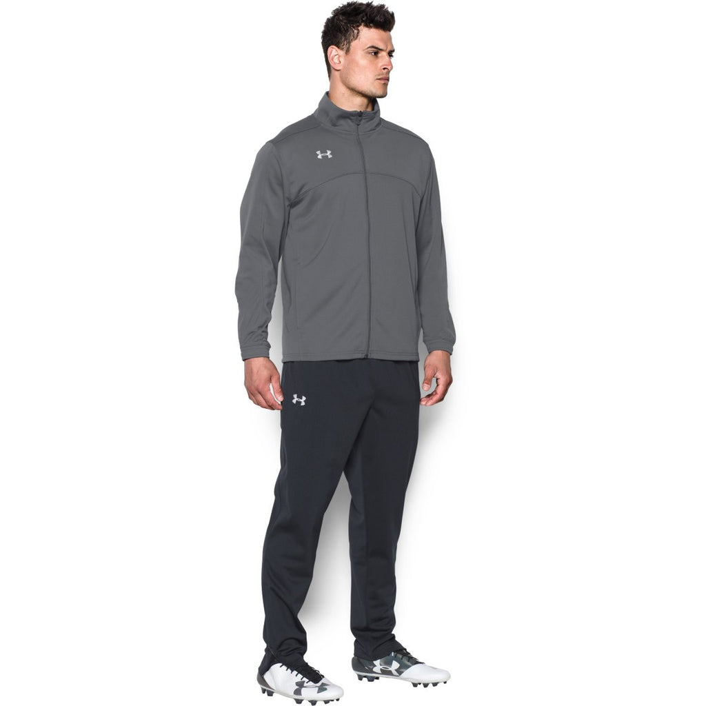 Under Armour Men's Graphite Futbolista Jacket
