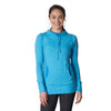 prAna Women's Electro Blue Ember Top