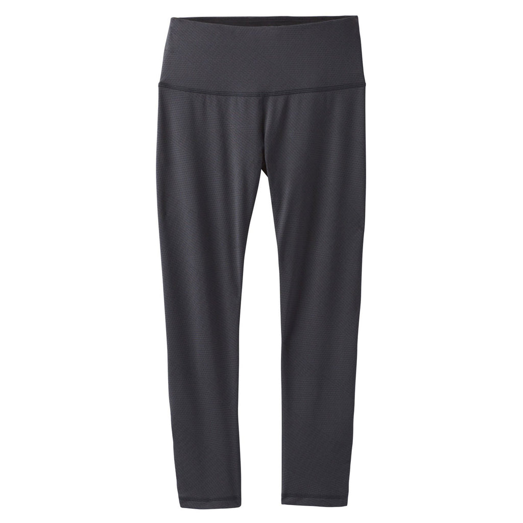 Prana Womens Black Geo Misty Capri Pants