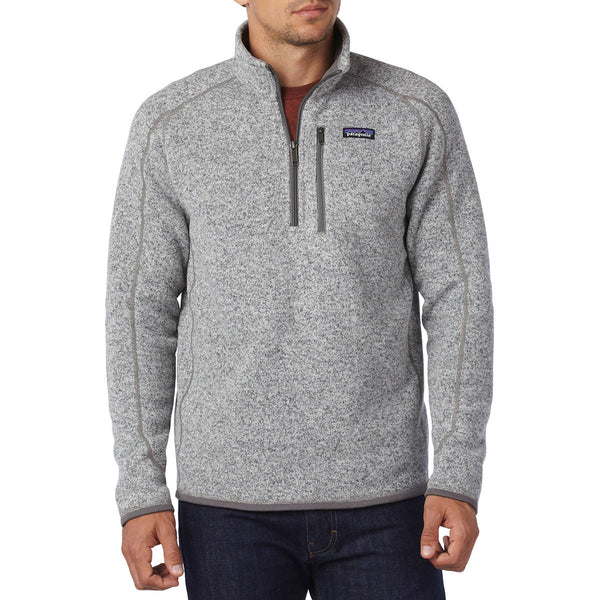 Patagonia Men S Stonewash Better Sweater 1 4 Zip