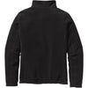 Patagonia Women's Black Micro D 1/4-Zip