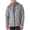 Patagonia Men's Feather Grey Tech Fleece Hoody