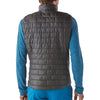 Patagonia Men's Forge Grey Nano Puff Vest