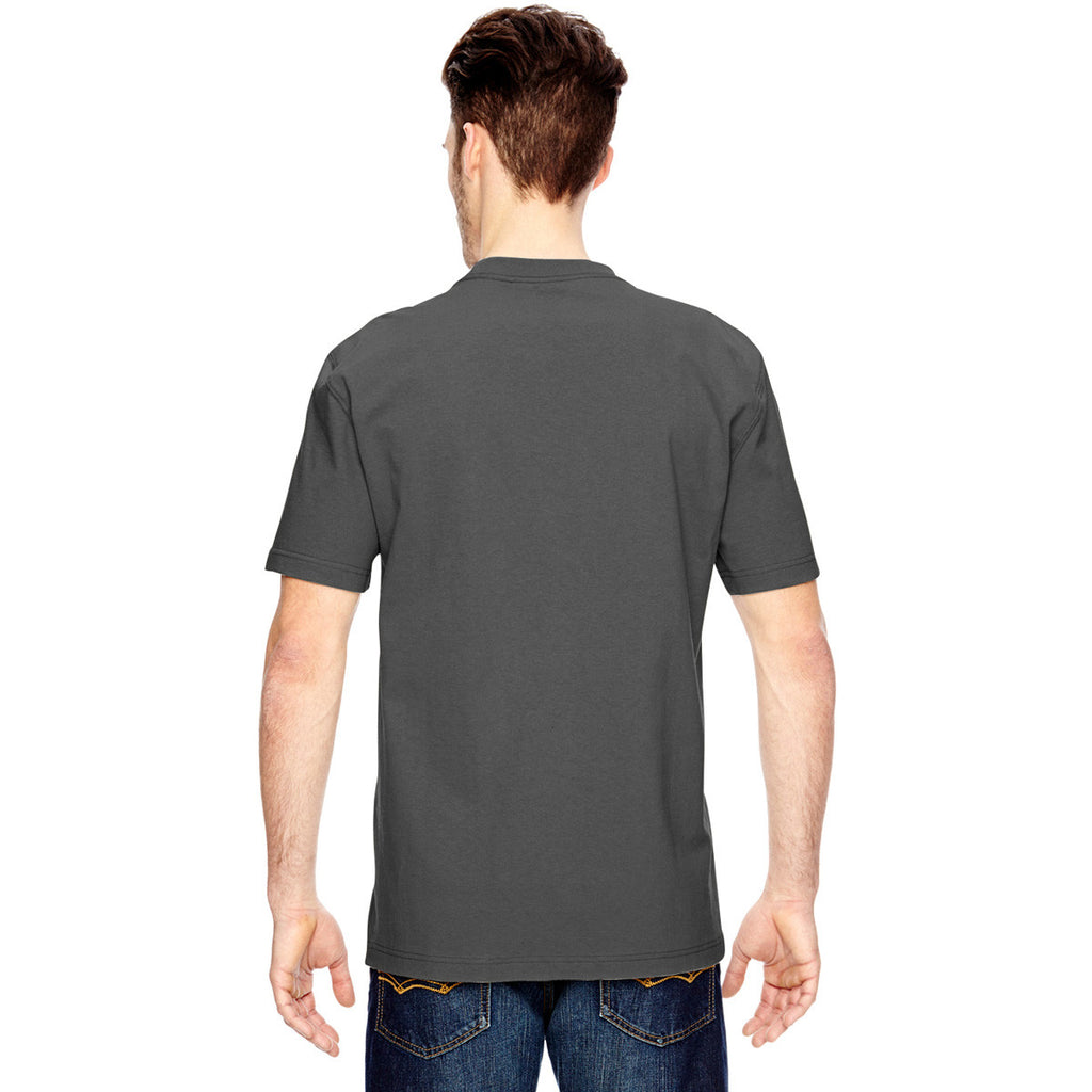 Dickies Men's Charcoal 6.75 oz. Heavyweight Tall Work T-Shirt