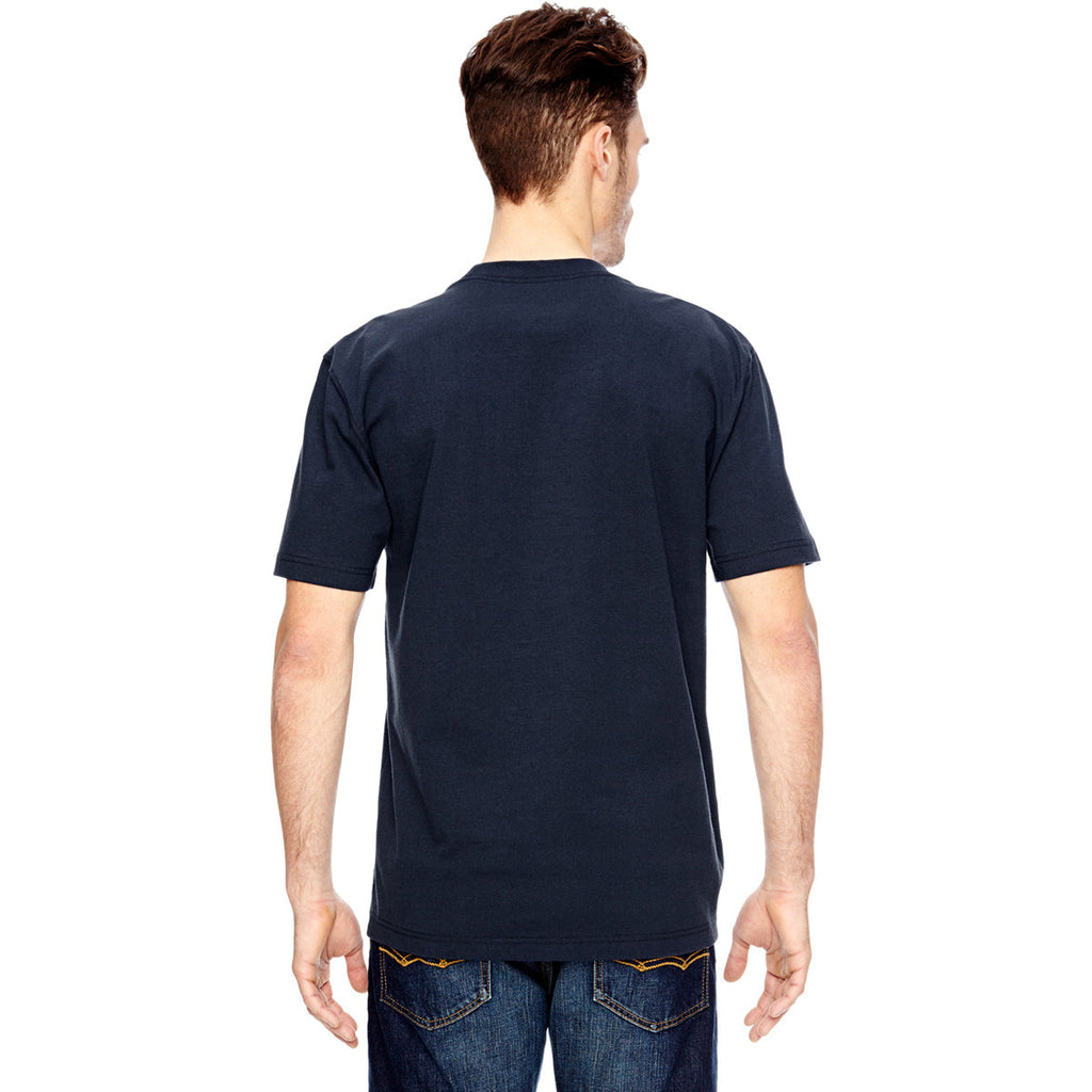 Dickies Men's Dark Navy 6.75 oz. Heavyweight Work T-Shirt