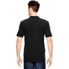 Dickies Men's Black Heavyweight Work Henley
