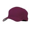 yc833-port-authority-burgundy-mesh-cap