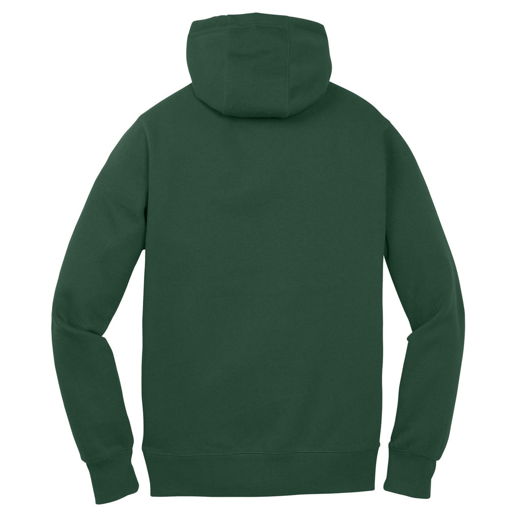 Sport-Tek Youth Forest Green Pullover Hooded Sweatshirt