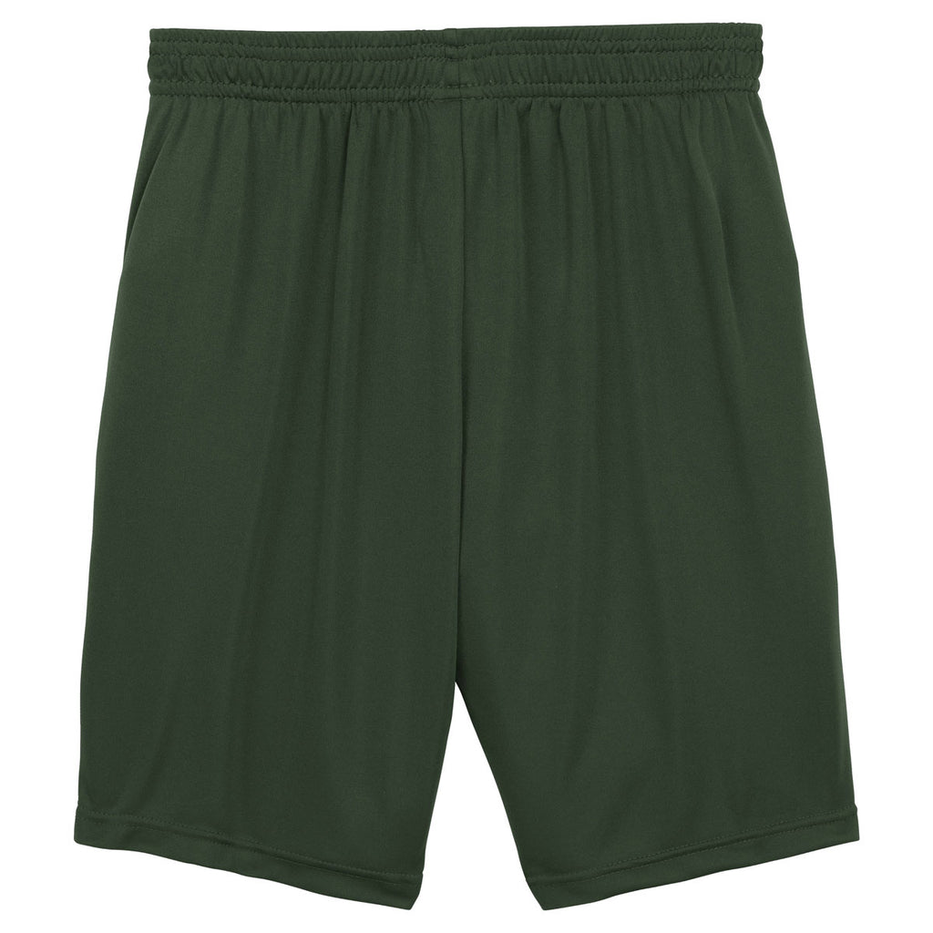 Sport-Tek Youth Forest Green PosiCharge Competitor Short
