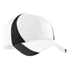 ystc11-sport-tek-black-colorblock-cap