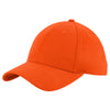 ystc26-sport-tek-orange-mesh-cap