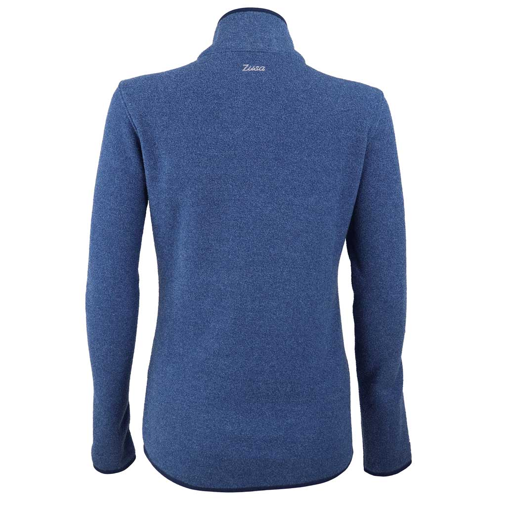 Zusa 4 Day Women's Royal Chilly Fleece Quarter Zip