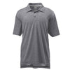adidas-grey-heather-polo