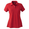 adidas-womens-red-pique-polo