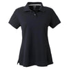 adidas-womens-black-pique-polo