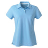 adidas-womens-light-blue-pique-polo
