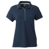 adidas-womens-navy-jersey-polo