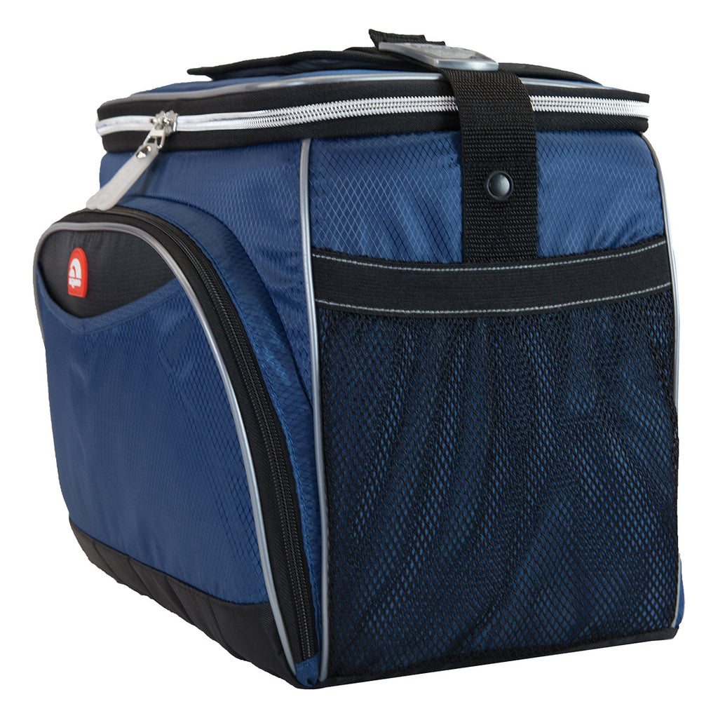 Igloo Steel Blue Glacier Cooler Deluxe