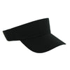 ahead-black-vintage-golf-visor