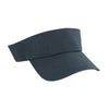 ahead-charcoal-vintage-golf-visor