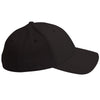 ahead-black-fitted-cap