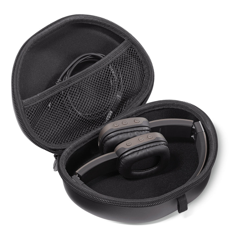 Brookstone Graphite Pro Bluetooth Headphones