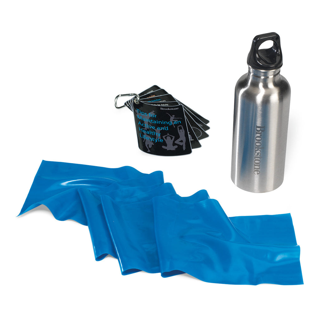 Brookstone Black Get Fit Gym Kit