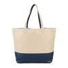 Isaac Mizrahi Navy Blue Evelyn Tote