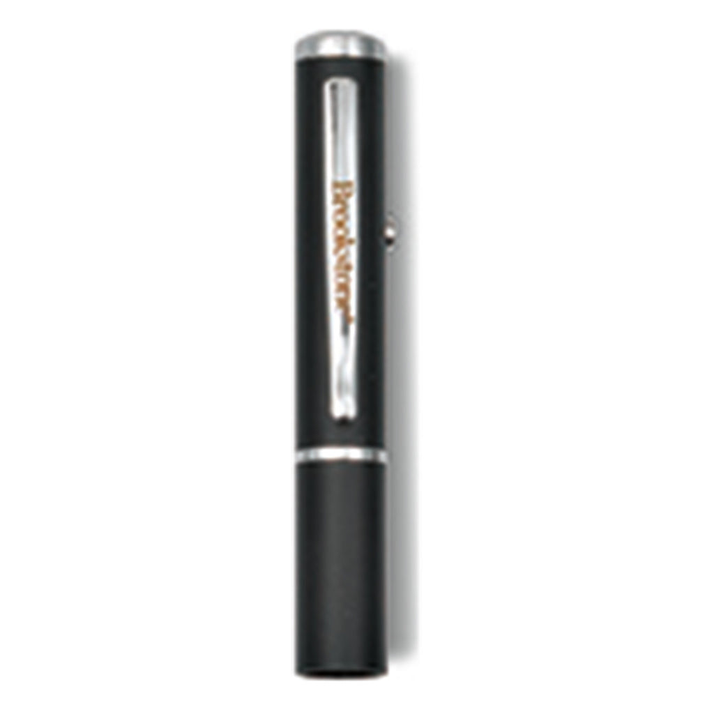 Brookstone Black Laser Pointer with Stylus & Ballpoint Pen