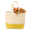isaac-mizrahi-yellow-evelyn-tote