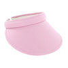 kate-lord-pink-solid-visor