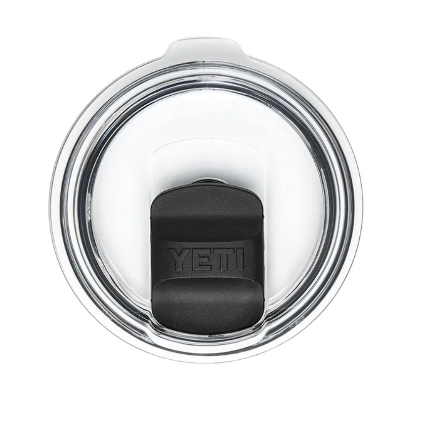 YETI Black Rambler-10 oz. Lowball