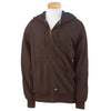 dickies-brown-fleece-jacket