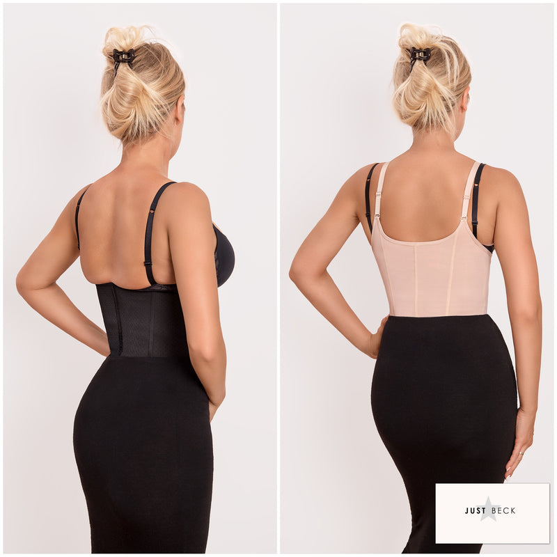 Body Shaper na ramiączka Rose