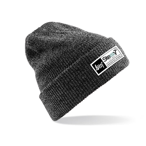 Beanie - Charcoal Beanie - Charcoal, Hats - SteezyT, SteezyT™ Clothing Co  - 1