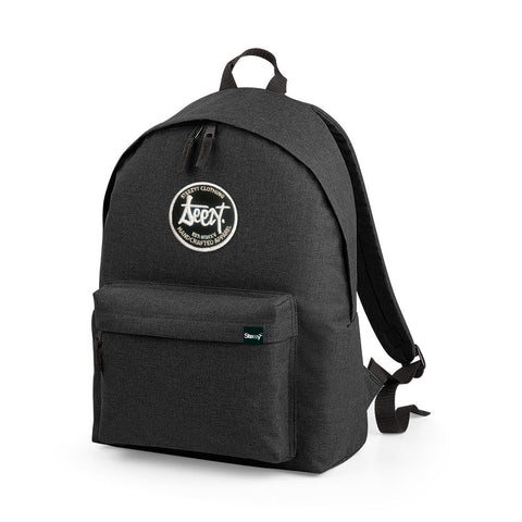 SteezyT® Two-Tone Anthracite Rucksack Anthracite, Bags - SteezyT, SteezyT™ Clothing Co
