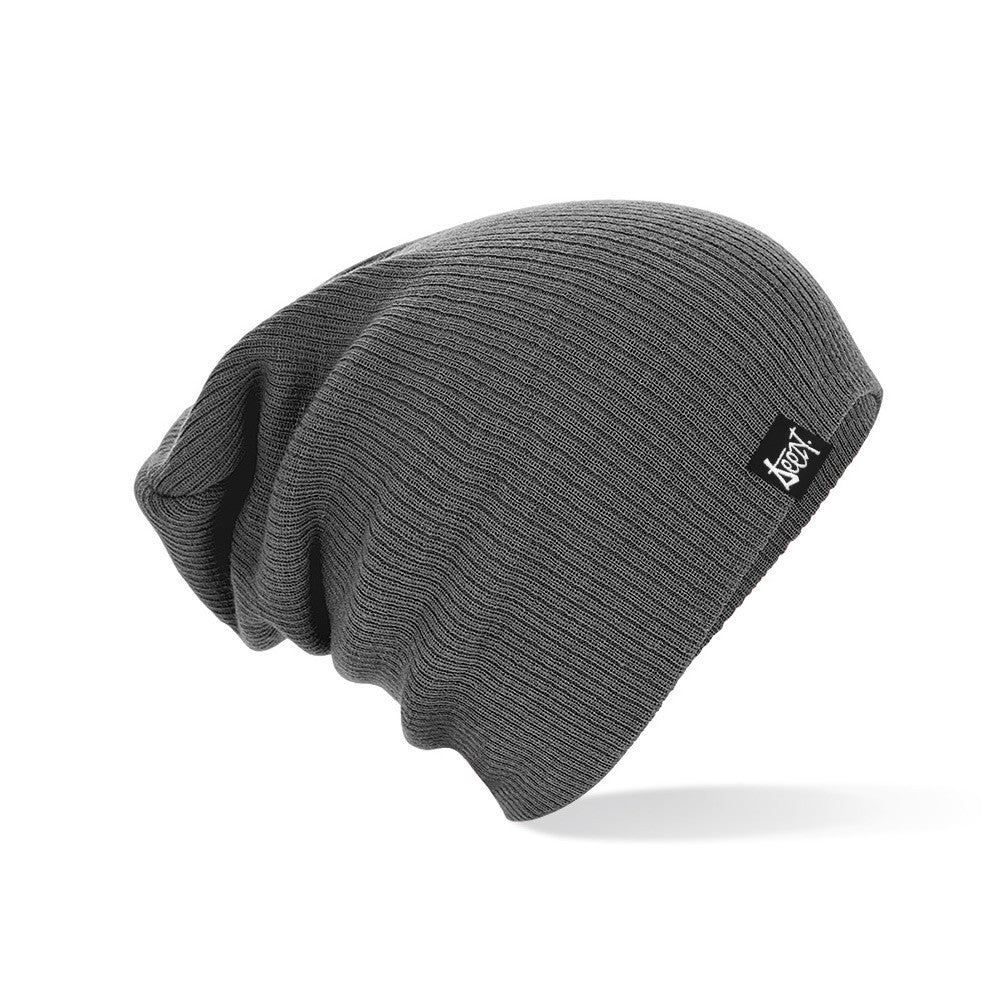 Slouch Beanie - Smoke Slouch Beanie - Smoke, Hats - SteezyT, SteezyT™ Clothing Co  - 1
