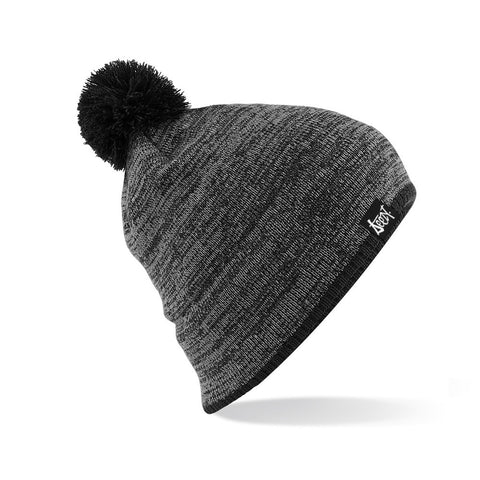 Boarder Beanie Grey Boarder Beanie Grey/Black, Hats - SteezyT, SteezyT™ Clothing Co  - 1