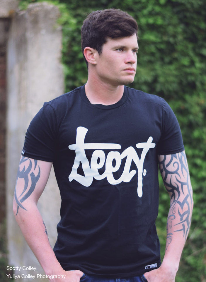 SteezyT® - Emblem T-shirt , T-Shirt - SteezyT, SteezyT™ Clothing Co  - 4